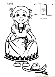 Small Picture Around the World Printable free printable coloring page Kids