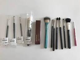 hakuhodo mac hourgl and sigma makeup brushes