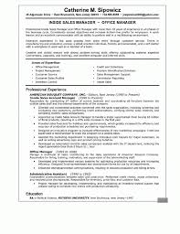 Account Manager Resume Shows Your Professionalism In The Sameective