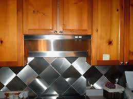 Decorative Kitchen Backsplash Decorative Metal Tile Kitchen Backsplash Metal Tile Kitchen