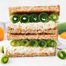 Pickle Tuna Egg Salad Sandwich Recipe ...