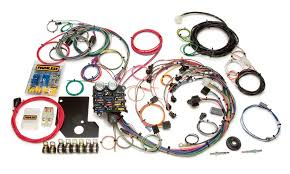 painless wiring harness and chassis great installation of wiring 21 circuit direct fit 1966 67 chevy ii nova chassis harness rh painlessperformance com 1995 chevy transmission wiring harness 12 circuit painless wire