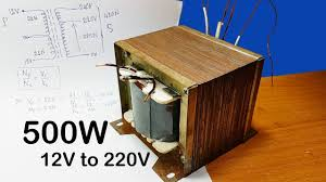Transformer Bobbin Sizes Chart Pdf How To Calculating Turns And Voltage Of Transformers For Inverter 12v To 220v 500w Part 1