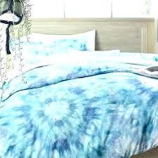 tie dye duvet blue tie dye bedding blue tie dye bedding roll over image to zoom tie dye duvet tie dye duvet cover canada tie dye duvet cover double