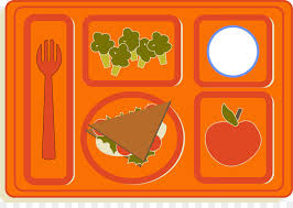 lunch tray clipart. Perfect Tray Lunch Tray Cafeteria Clip Art  Calfresh Cliparts For Clipart H