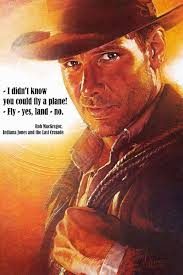 Indiana Jones Quotes Extraordinary Indiana Jones Quotes Classic Old Movie Film Poster My Hot Posters