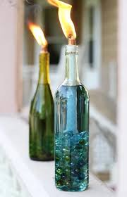 How To Use Wine Bottles For Decoration 100 DIY Wine Bottle Crafts Empty Wine Bottle Decoration Ideas 39
