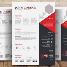 Modern Resume Temllates Modern Cv Resume Templates Template For Free Download On Pngtree