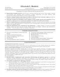 Chamber Of Commerce Director Resume Examples Executive Directors
