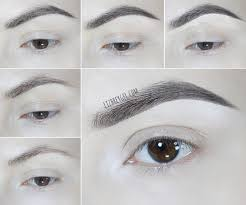 How To Eyebrow Makeup Saubhaya Makeup