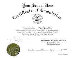 High School Diploma Sample Template Masters Degree Certificate