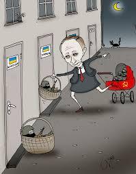 Генсек НАТО: Есть точная информация, что Россия присутствует в восточной Украине, и что она поставила огромное количество тяжелого, современного оружия сепаратистам - Цензор.НЕТ 1341