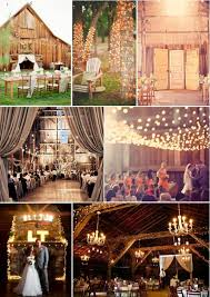rustic barn wedding lighting ideas by kate matee barn wedding lighting
