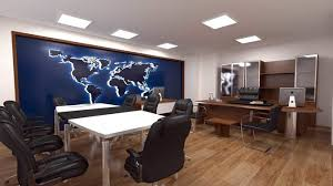 3D Office Design Awesome Ideas