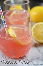 moo pink punch recipe summer
