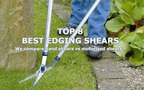 best edging shears for your lawn uk