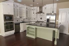 Kitchen With White Cabinets Pleasant Pictures Of Off White Kitchen Cabinets  Off White Kitchen Cabinets Design Ideas