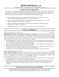 Clinical Trial Manager Sample Resume Elegant Invoice Template