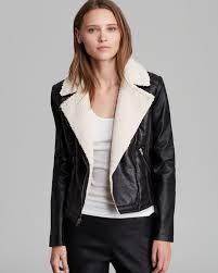 lyst pjk patterson j kincaid jacket jynx faux sherpa in black