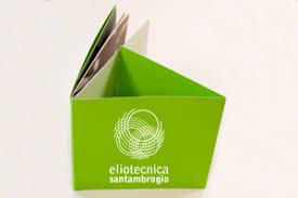 Formati Brochure Piccolo Eliotecnica Santambrogio