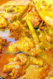 Yuk kreasikan sendiri resep rendang ayam di rumah. Resepi Gulai Ayam Padang Paling Enak Resepikek Camored Com
