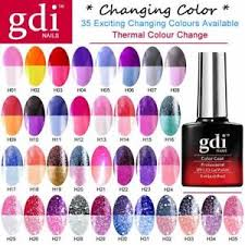 image is loading uk all new gdi nails thermal color change
