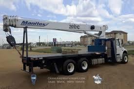 Manitex 26101c Crane And Machinery Chicago Il