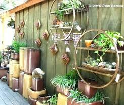 outdoor exterior wall art ideas metal sun decor large size of garden uk