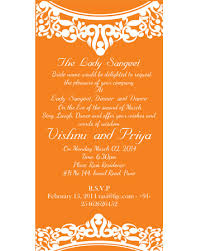 all wedding invitation