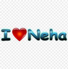 i love you neha name wallpaper rishi