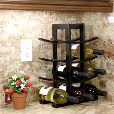 ... New DEsign Wood Artistic Unique Wine Racks Design: Luxury Unique Wine  Racks Ideas ...