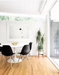 Mid-century modern minimalist dining room. 10 Best Instagram ...