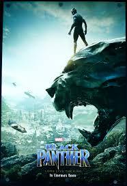 Black Panther (2018) Original One Sheet Poster