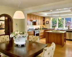 Kitchen Open To Dining Room Kitchen Dining Room Design Kitchen Open To Dining Room Ideas