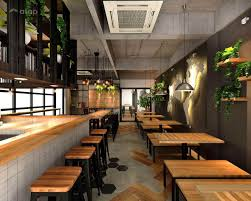 rustic office design. Eco Office Design Cafeteria Rustic Interior Renovation Ideas Officedesign Cafeteria.