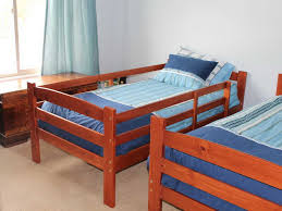 Awesome Twin Beds For Boys With Wood Table1 Awesome Twin Beds For