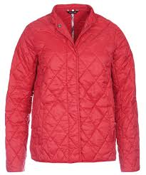 Women's Barbour Rae Loch Quilted Jacket & Women's Barbour Rae Loch Quilted Jacket - Red Adamdwight.com