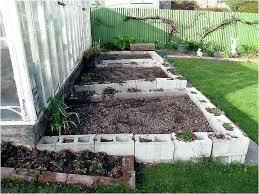 cinder block raised bed design concrete block raised garden bed plans raised block garden beds elegant