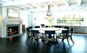 large round dining tables to seat 12 charming large round dining table seats round table seats