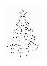 Kleurplaat Kale Kerstboom Coloriage Sapin De Nol Img 16537 Images