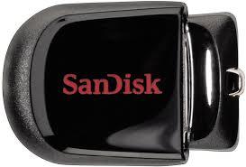 <b>USB</b>-флэш <b>накопитель SanDisk Cruzer Fit</b> 32GB (SDCZ33-032G ...