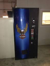 Harley Davidson Vending Machine Impressive Can Vending Machine HarleyDavidson 48