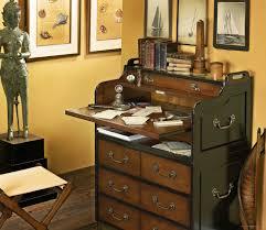 nautical office decor. Home Office Ideas | Nautical Decor Coastal-home-office-and-library