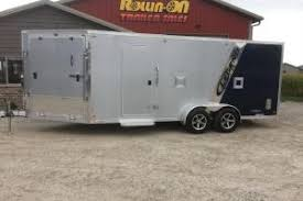 The information provided for each listing is supplied by the seller and/or other third parties. 2021 Legend All Aluminum 23 Explorer Enclosed Snow Atv Trailer Special Edition Rollin On Trailer Sales Llc In Green Bay Wi