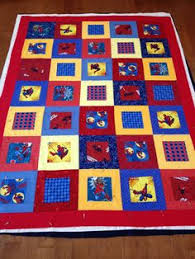 Spider-Man Quilt for Brady | Man quilt, Spider and Sewing projects &  Adamdwight.com