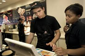 be kids today aren t lazy teen jobs don t pay off the way they working that cash register might not has as big an roi as it used to getty images