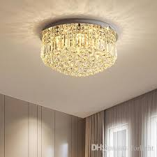 dimmable chandeliers high end k9 crystal led crystal chandelier lighting led ceiling lamp living room hotel hall bedroom pendant light chandelier crystals