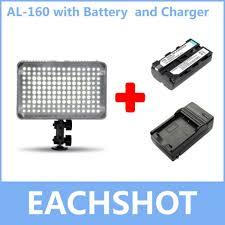 Cn 160 Led Video Light Battery Big Sale Aputure Al 160 Amaran Al 160 Led Video Light