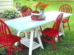 amusing outdoor table centerpiece outdoor table ideas the best creative patio table ideas and examples outdoor