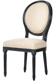 jacques oval side chairs set of 2